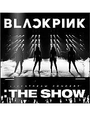 BLACKPINK 2021 [THE SHOW] KIT VIDEO. Kit Video+1ea Key Ring Charm +1ea Photo Card Sleeve Set(1set 20ea)+1ea Track List Card K-POP SEALED+TRACKING NUMBER