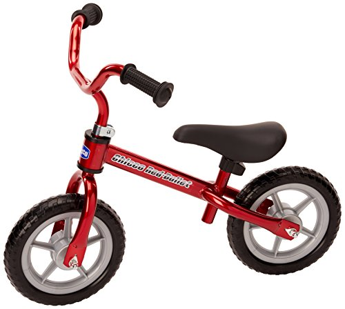 Chicco 1716000070 Red Bullet Balance Training Bike by Chicco (Image #1)