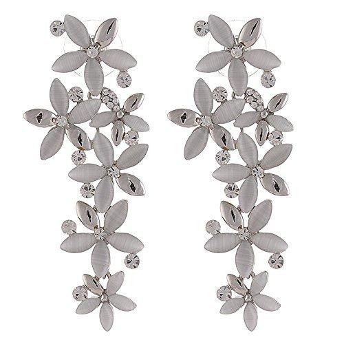 YouBella Jewellery Designer Hanging Fancy Party Wear