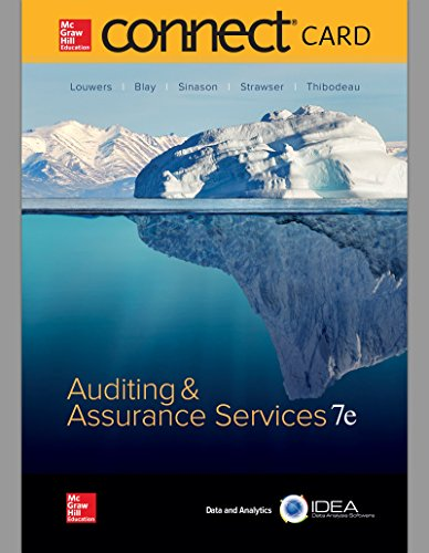 Connect Access Card for Auditing & Assurance Services