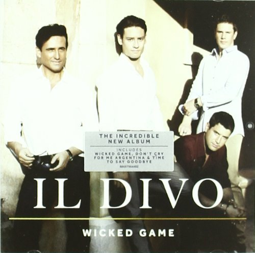 Il divo wicked game cd covers - Il divo download ...