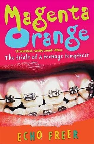 book cover of Magenta Orange