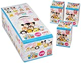 Ensky Disney Tsum Tsum NOS-35 Nosechara Blind Box Solo Squishable Action Figures (Random Box Set of 10)