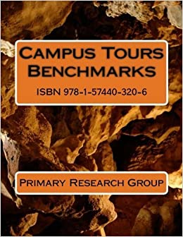Book Campus Tours Benchmarks by Primary Research Group (2014-11-20)