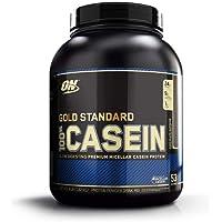 Optimum Nutrition 欧普特蒙 金标胶束酪蛋白粉,慢消耗,帮助保持饱腹,隔夜肌肉恢复,浓巧克力味,4磅(1.8千克)