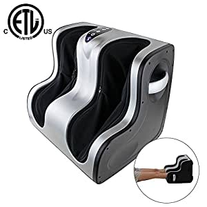 Amazon.com: U.S. Jaclean Shiatsu Leg Massager [ETL