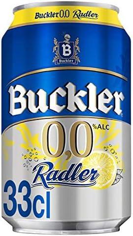 Cerveza Radler 0% Buckler 330ml