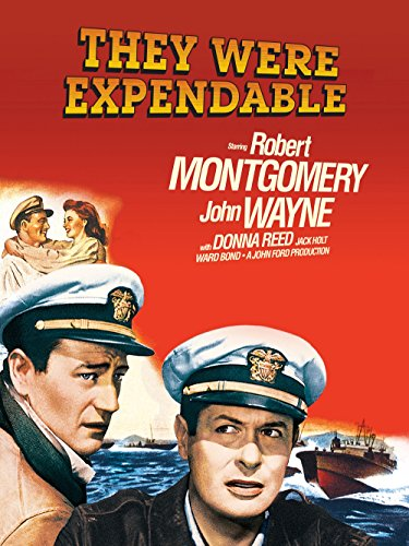 They Were Expendable (Pt 109 Movie)