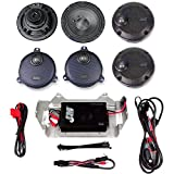J&M Performance Series 4 Speaker and Amp Kit for 2014 and Newer Harley-Davidson Ultra and Limited models - PSXK-360SP4-14UL