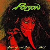 Poison - Open Up And Say ...Ahh! - Capitol Records - 1C 064-7 48493 1