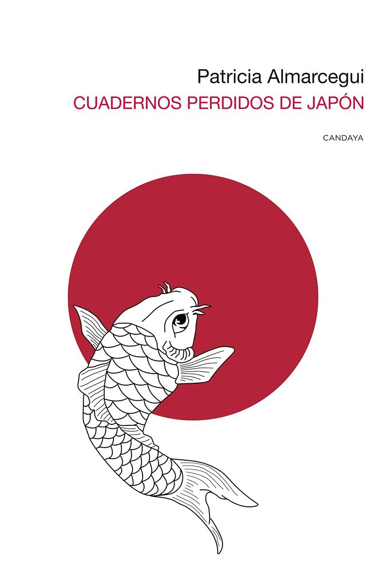 Cuadernos perdidos de Japón, de Patricia Almarcegui. Libros para conocer Japón