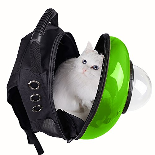 Pettom Dog Cat Pet Carrier Backpack Airline Approved