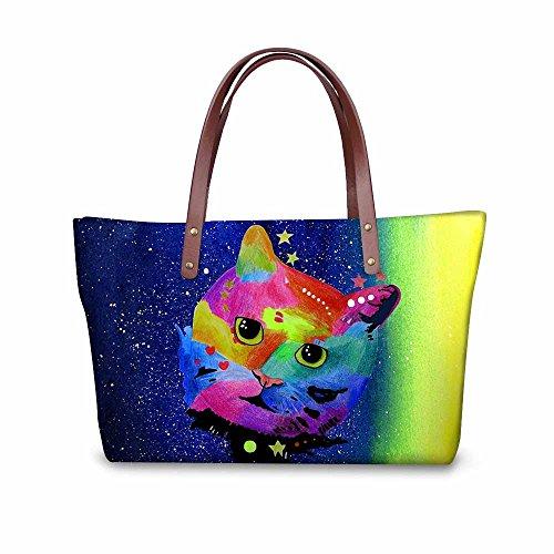 FancyPrint Handbags Foldable Purse Print Wallets Dfgcc1923al Fruit Women Bags Casual xgOrU8xqw1