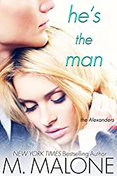 He's the Man (The Alexanders Book 3) (English Edition)