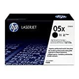 HP 05X (CE505X) Black High Yield Original Toner Cartridge for HP LaserJet P2055 P2055dn
