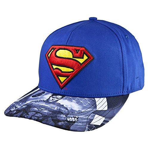 Béisbol New DC Gorra De Logo 52 Snapback Comics Superman wxHq4