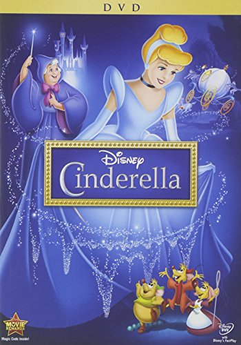 Cinderella Ilene Woods