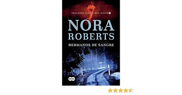 Hermanos de sangre (Trilogía Signo del Siete 1) eBook: Roberts ...