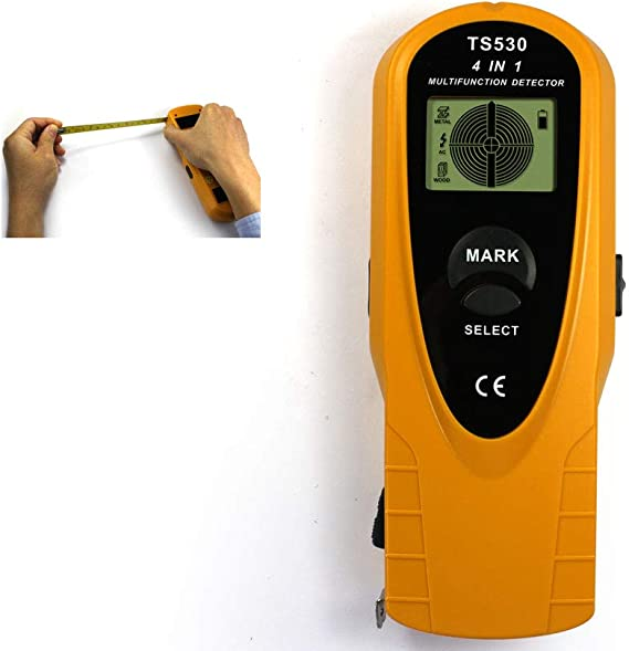 2 Way Level Magnetic Stud Finder Scanners Tools for Home Improvement