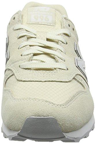 white Ginnastica Donna Scarpe 996 Balance Basse Da New Bianco qZ84Izw8