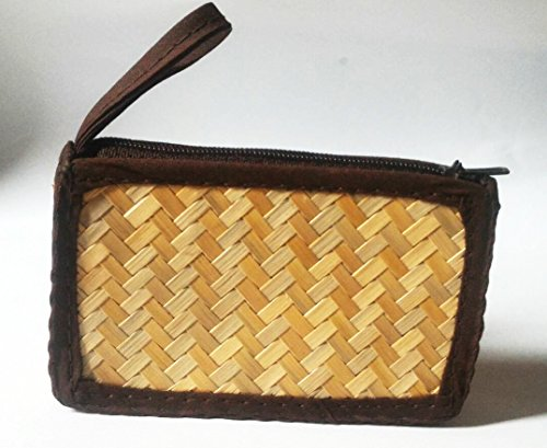 Stitched Pocket Hobo (Bamboo Handbag is unique and unique.)