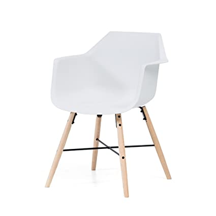 Sensational Amazon Com Kxbymx Modern Minimalist Office Chair Solid Wood Cjindustries Chair Design For Home Cjindustriesco