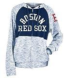 New Era Boston Red Sox Women's MLB Roundtrip Full Zip Hooded Sweatshirt