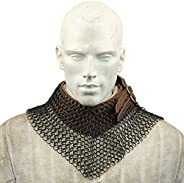 Chainmail Bishops Mantle Collar Armor