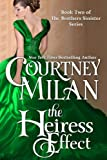 The Heiress Effect by Courtney Milan front cover