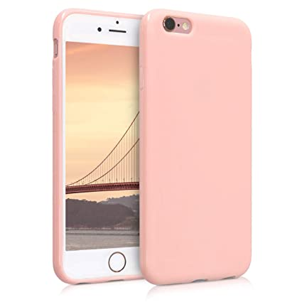 Amazon.com: kwmobile - Carcasa de silicona y TPU para iPhone ...
