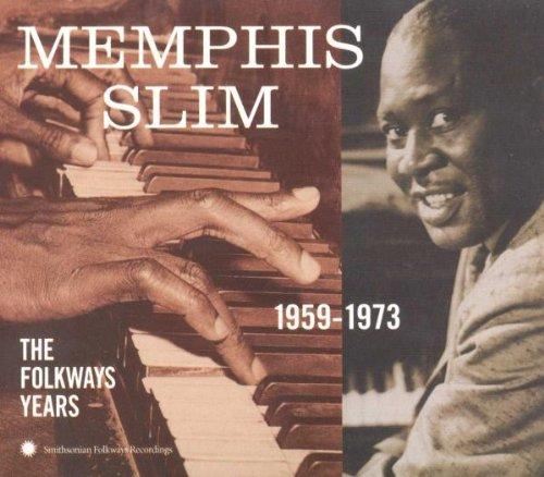 Folkways Years 1959-73 - Shops Head Memphis
