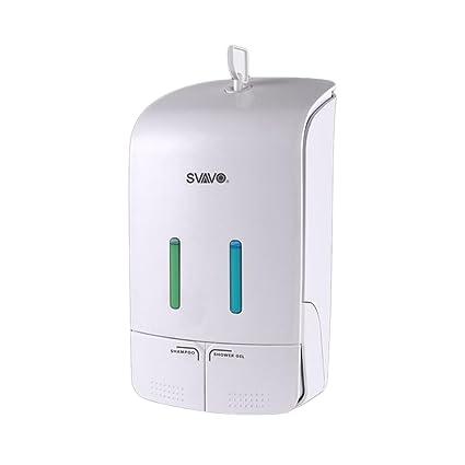 Dispensadores Dispensadores de loción y de jabón Dispensador de jabón de baño dispensador de jabón de
