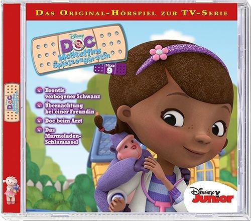 Doc Mcstuffins-Folge 9 (Doc Mcstuffins Cd)