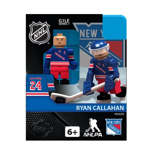 Ryan Callahan Rangers - OYO NHL New York Rangers Ryan Callahan Generation 1