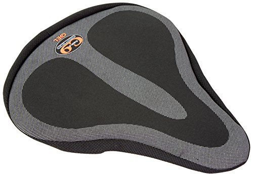 Sunlite Gel Sport Seat Cover, 10 x 9.5 (Cruiser)