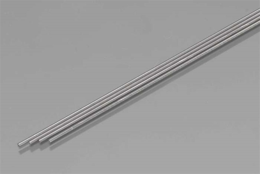"K&S Music Wire: .039 Diameter x 12"" Long: 4 pc K+S5497"