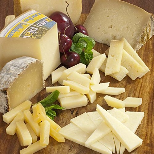 Firm Friends: A Study in Hard Cheeses