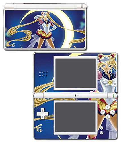 Sailor Moon Jupiter Mars Venus Neptune Video Game Vinyl Decal Skin Sticker Cover for Nintendo DS Lite System