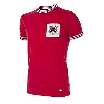 Nottingham Forest 1966-1967 Camisa de Fútbol Retro (S)