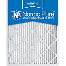 Nordic Pure 18x20x1M12-6 Replacement Furnace Filters