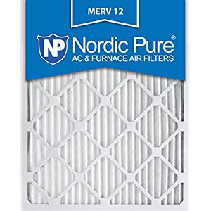 Nordic Pure MERV 12 Air Filter