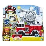 Play Doh Wheels Camión de Bomberos Toy