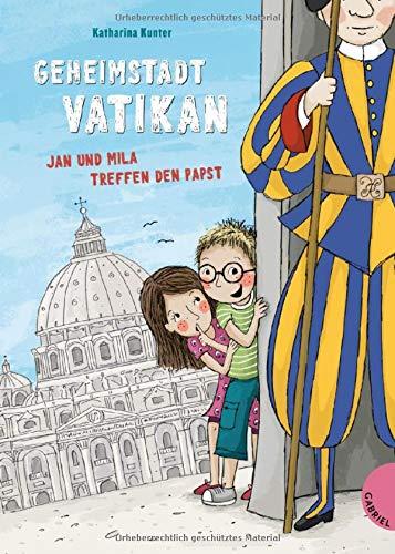 Geheimstadt Vatikan: Jan und Mila treffen den Papst