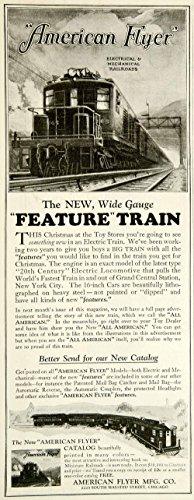 vintage american flyer trains - 7