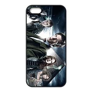 Doctor Who iPhone 5 5s Cell Phone Case Black Yrzgd