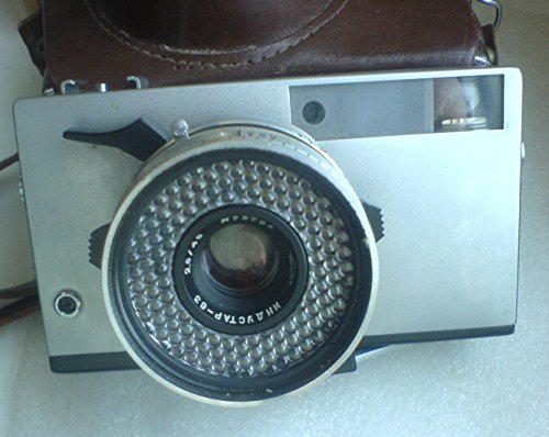 Russian USSR Camera ZORKI 10 lens Industar-63 2.8/45 35mm Rangefinder