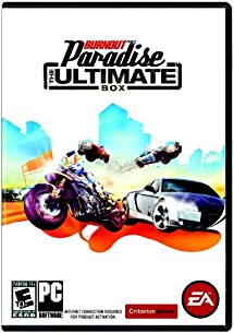 Amazon com: Burnout Paradise: The Ultimate Box [Download