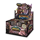 World of Warcraft (WoW) TCG: Servants of the Betrayer Booster Pack [Toy]