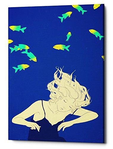 Epic Graffiti Deep Sai Tamiya Giclee Canvas Wall Art, 18