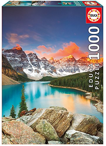 Educa 17739 1000 Moraine Lake, Banff National Park, Canada